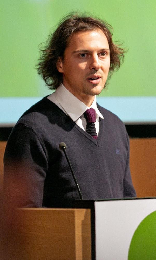 Alex Novitskiy, Nova Extraction, at REAP 2018