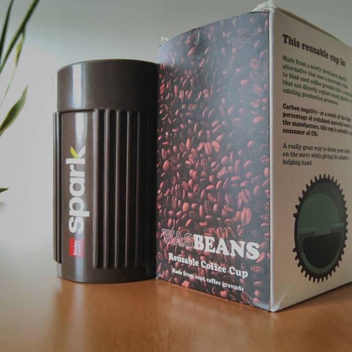 Cambond reusable coffee cup