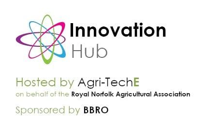 Innovation Hub 2020 badge