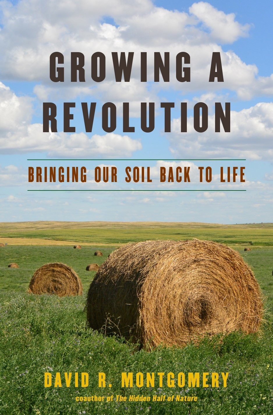Growing a Revolution book cover