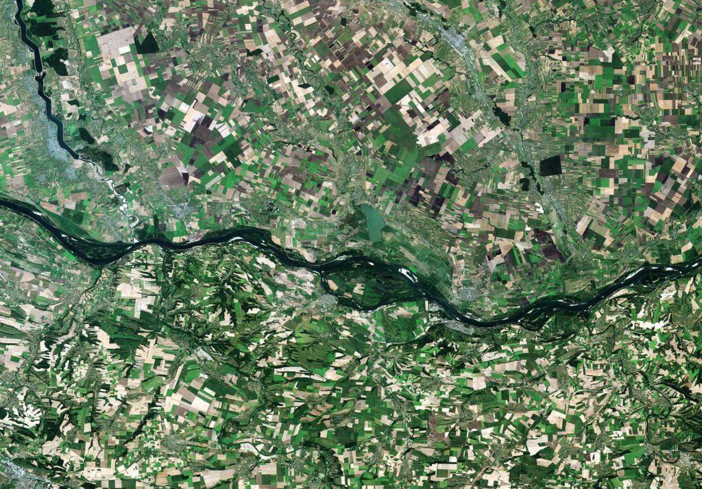 Danube River Sentinel-2A Gravity Challenge