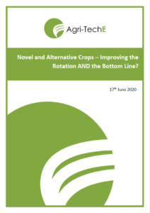 Alternative crops