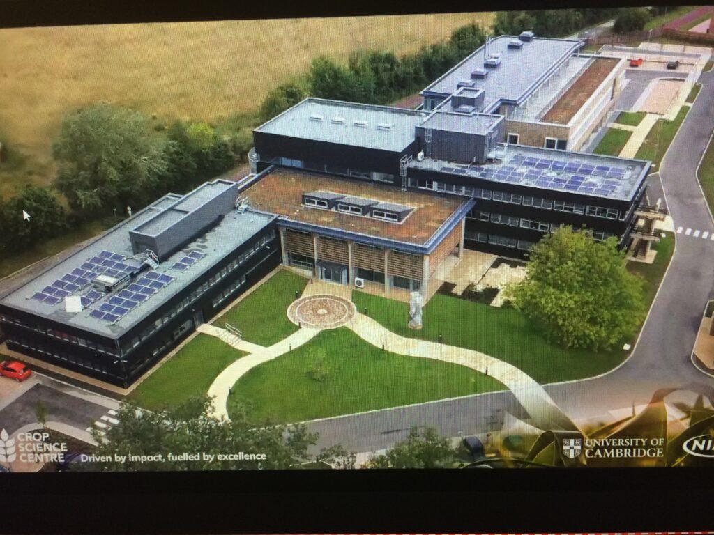 Crop Science Centre