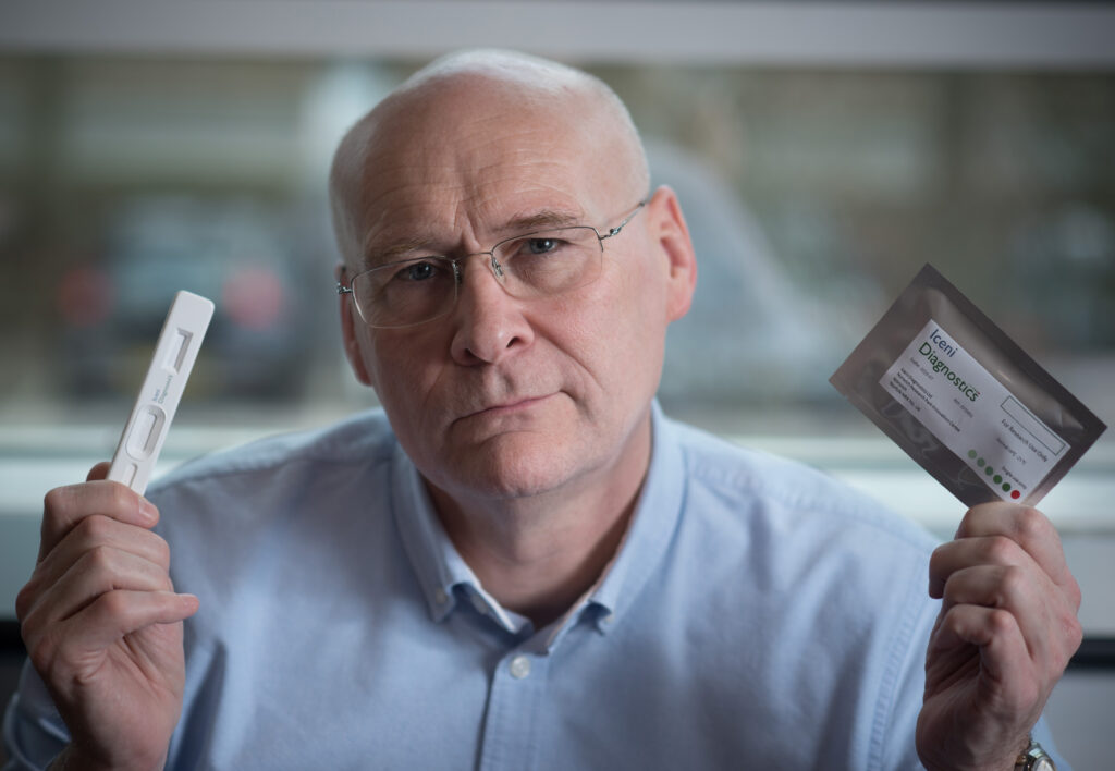 Covid-19/Influenza test