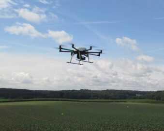 Inno-Veg drone