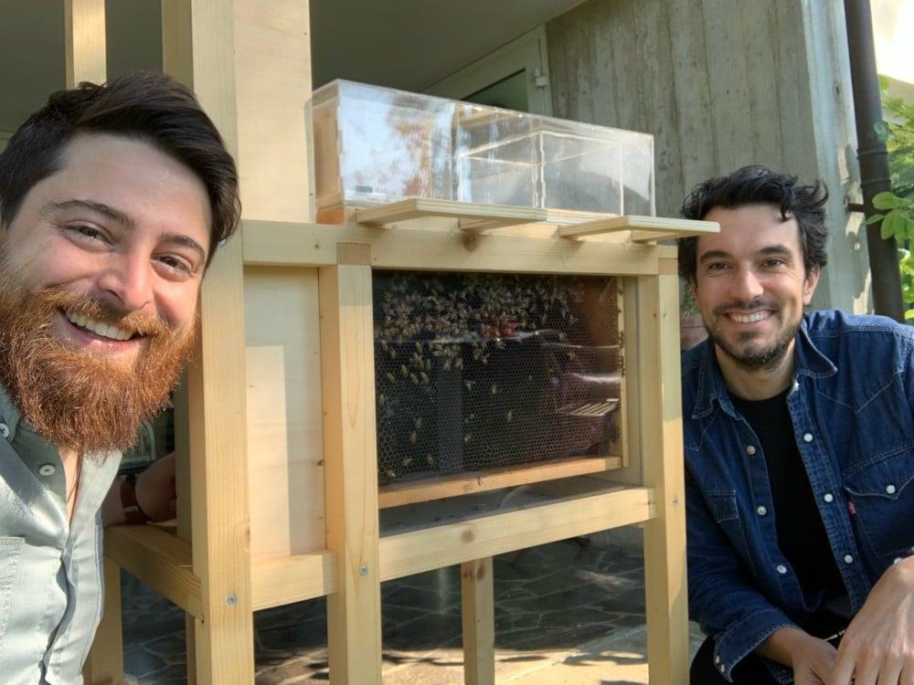 BeeSecure - Roberto Pasi and Gabriele Garavini