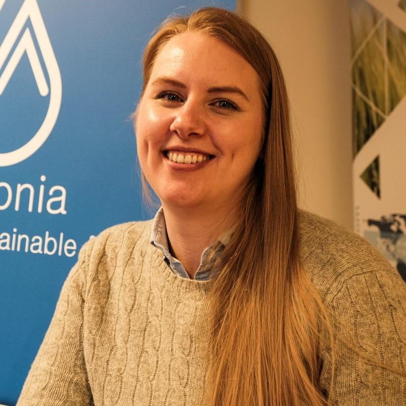 Guðbjörg Rist, CEO, Atmonia