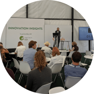 Knowledge exchange in agriculture