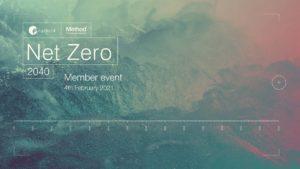 Agri-TechE Method Net Zero event report cover
