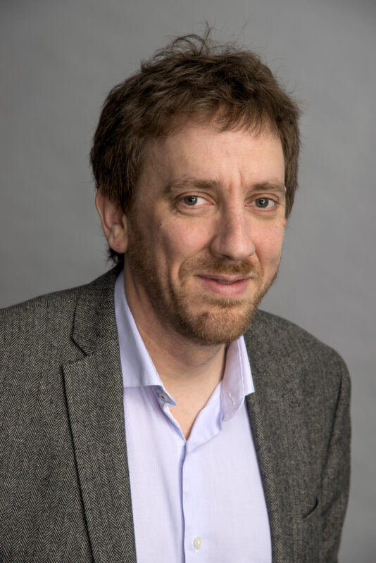 Professor Neil Hall, Director Earlham Institute