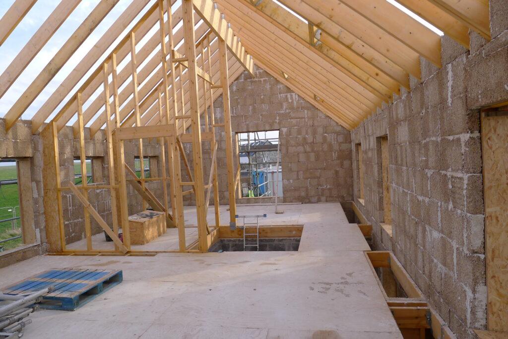 Hempcrete eco alternative insulation