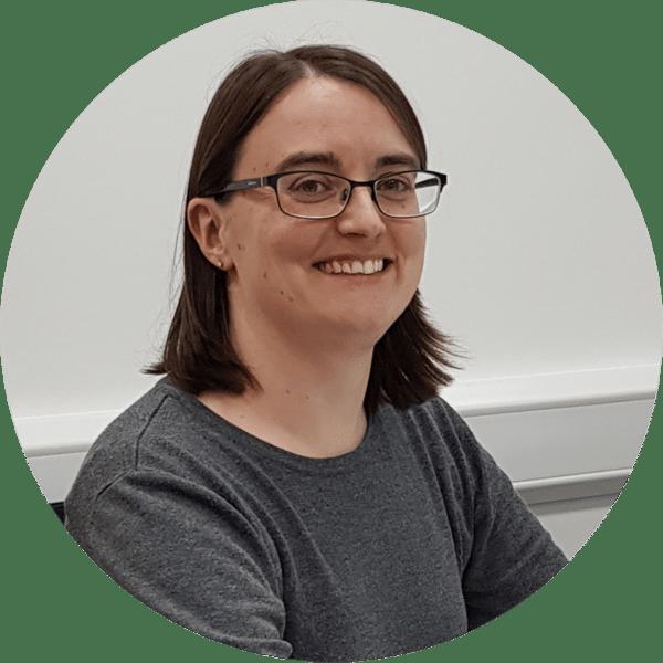 Biopesticides are one focus of Liz Jenkinson's research