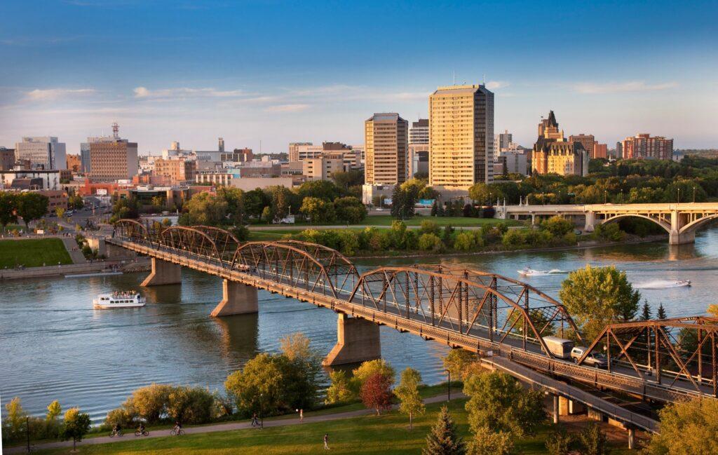 Saskatchewan agri-tech ecosystem VOYAGE