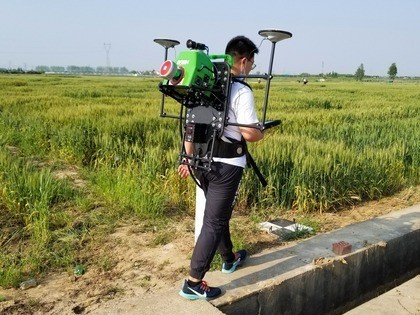 field phenotyping with CropQuant