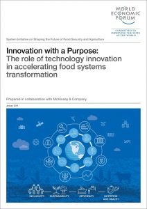WEF - Innovation With A Purpose report