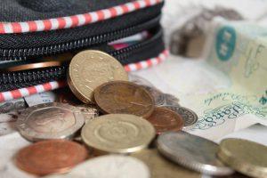 Money pile blog