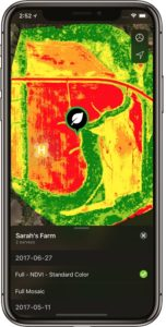 DroneAG Field Agent Mobile App