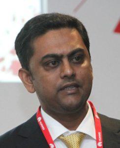 Express Weather - Angshujyoti Das, CEO