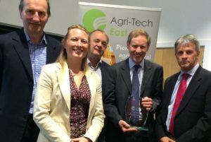 Agri-Tech East GROW final