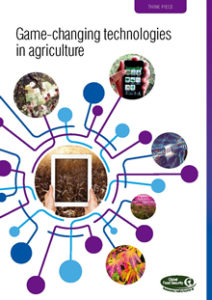 Game Changing Technologies in Agriculture