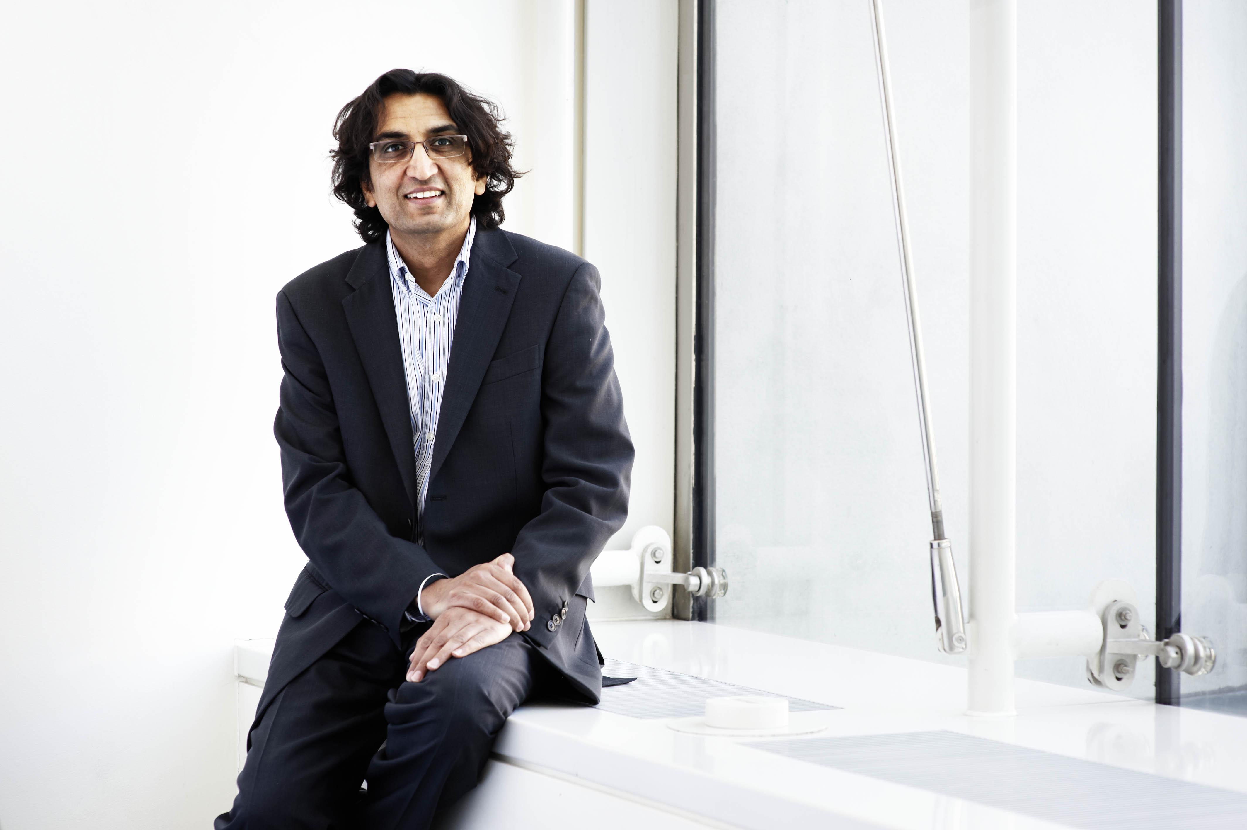 Inder Poonaji, Head of Sustainability at Nestlé UK & Ireland,