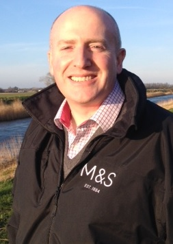 Matt O'Hagan, M&S