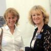 Minette Batters and Belinda Clarke