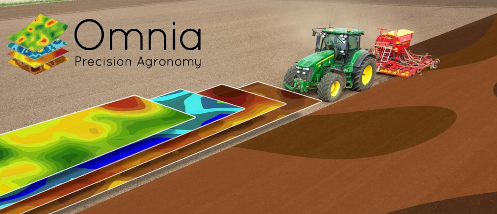 Omnia Precision Agronomy - software connecting agronomy and precision farming