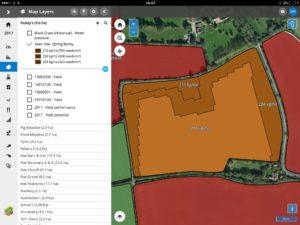 Omnia Precision - smart farming software