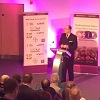 George Freeman MP champions Open Innovation at Rothamsted forum