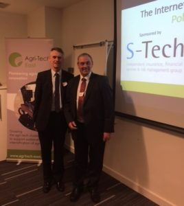 The Internet of (Agri-)Things Pollinator was proudly sponsored by S-Tech
