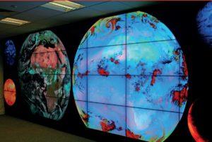 Satellite images on Satellite Applications